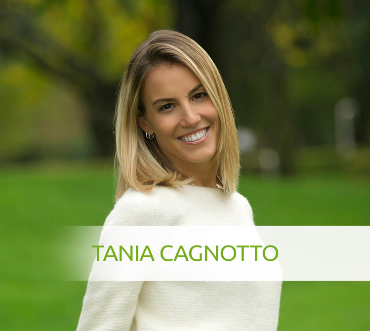 Tania Cagnotto for Nubeà - Testimonial