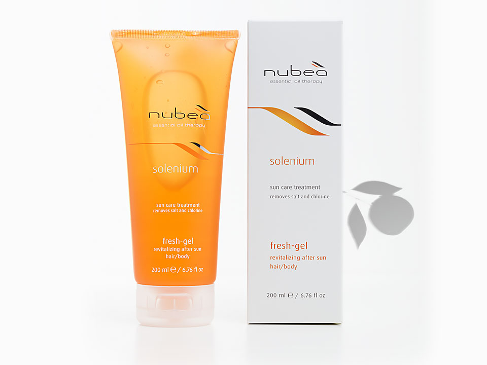 Nubeà Fresh Gel Dopo Sole