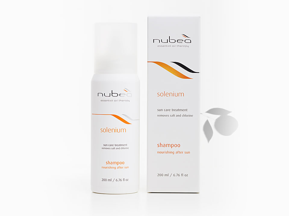 Nubeà Solenium Shampoo Dopo Sole