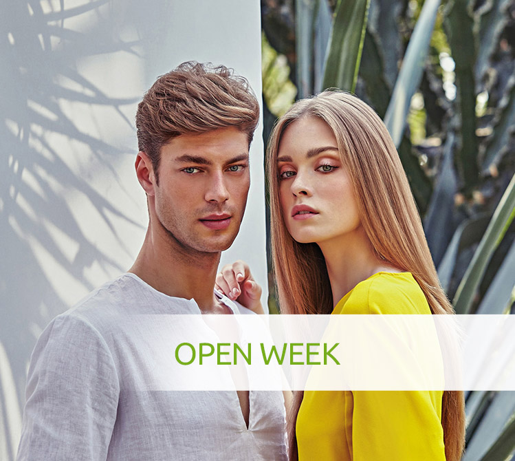 Open Week Nubeà - diagnosi capello gratuita